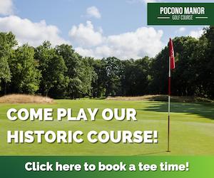 Pocono Manor Golf