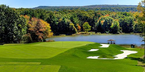Nemacolin Woodlands Resort - Shepherd's Rock Pennsylvania golf packages