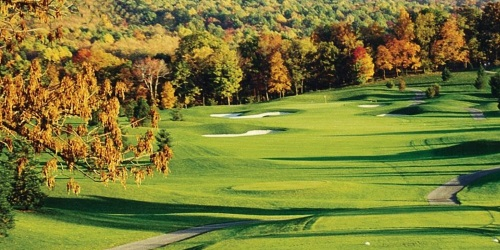 Chestnut Ridge Golf Club - Toms Run