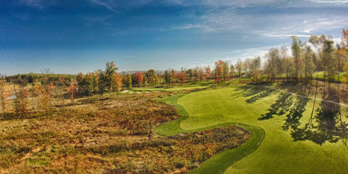 Nemacolin Woodlands Resort - Shepherd's Rock Pennsylvania golf packages